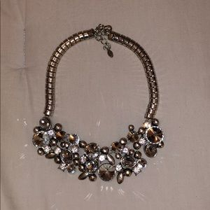 Jewelry - Aldo silver statement necklace